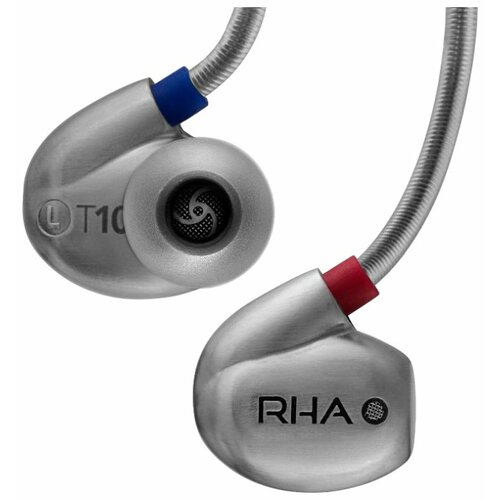 Наушники RHA T10i наушники rha cl750 серебристый