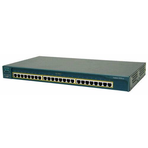 Коммутатор Cisco Catalyst 2950-24 фото