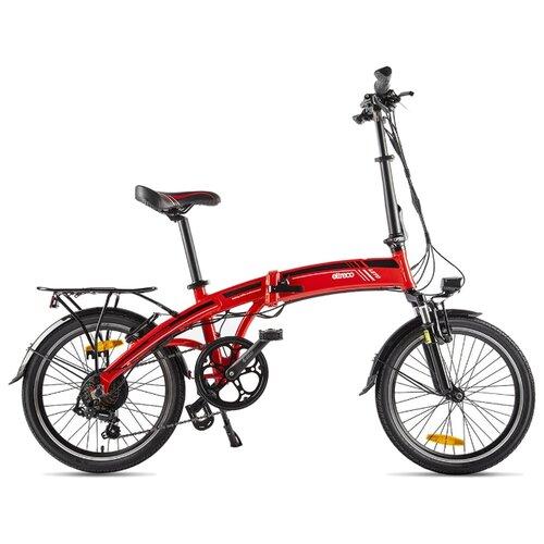 Электровелосипед Eltreco Leto велосипед eltreco oscar 2017
