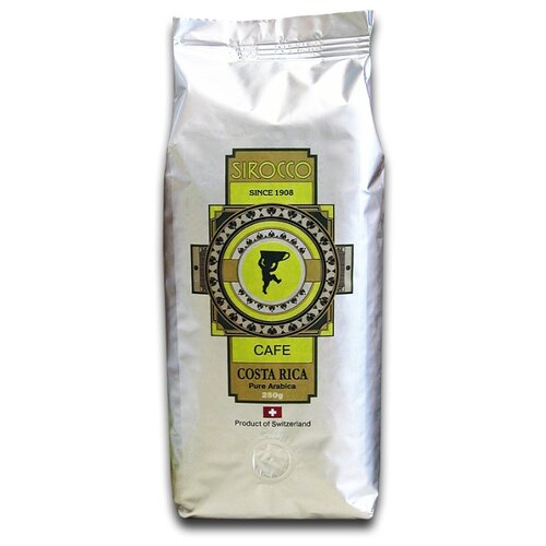 Кофе в зернах Sirocco Costa Rica