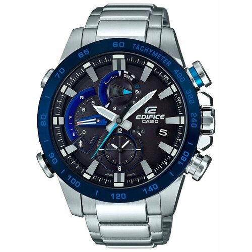 Часы CASIO EDIFICE EQB-800DB-1A casio eqb 700l 1a