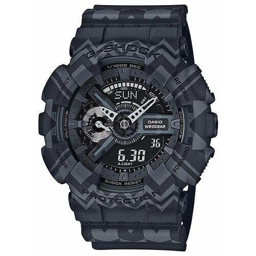 Наручные часы CASIO GA-110TP-1A casio casio ga 110tp 7a