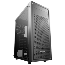 Компьютерный корпус Deepcool E-Shield Black