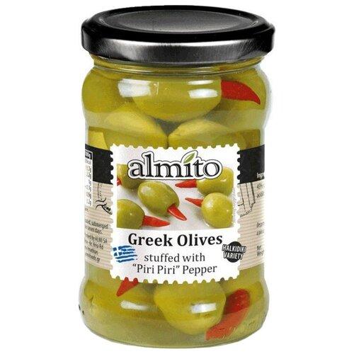 Almito Греческие оливки