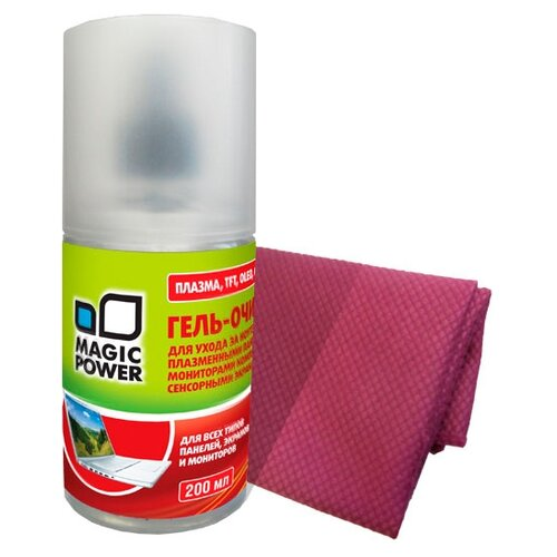Фото - Набор MAGIC POWER MP-21031 baile pretty love magic tongue фиолетовый вибромассажер с клиторальным стимулятором ротатором