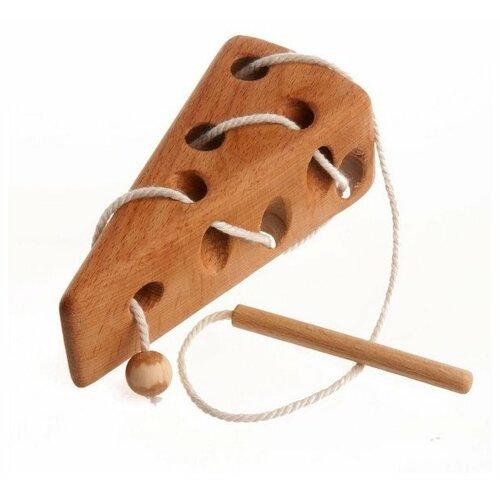 Шнуровка Леснушки Сыр L0601