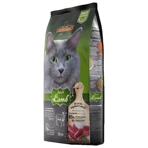 Корм для кошек Leonardo Adult с