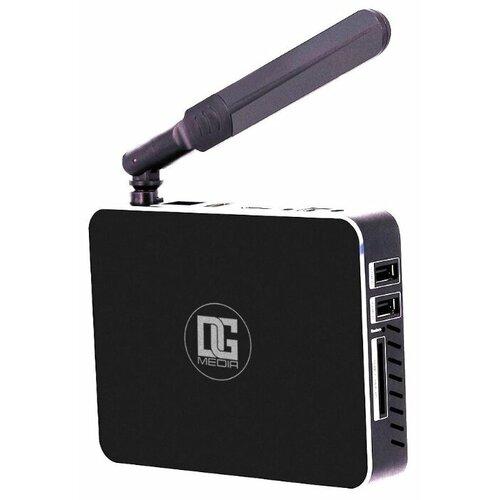 Медиаплеер DGMedia TV Box S3 3 16 медиаплеер reflect tv box ms 2 16