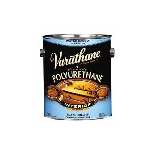 Лак Varathane Interior Water карандаш восковый varathane цвета махагон 16 гр