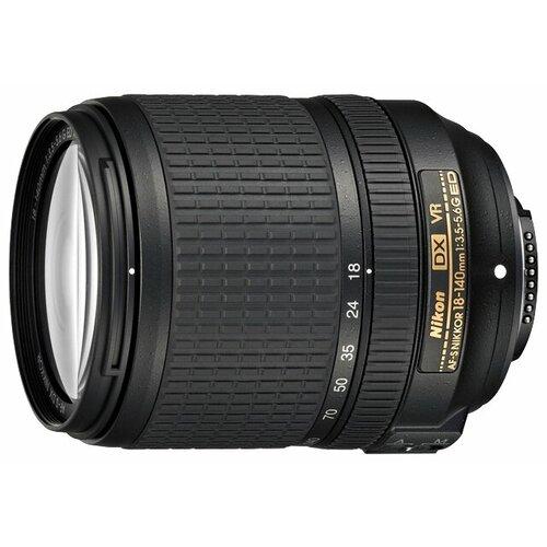 Фото - Объектив Nikon 18-140mm f объектив