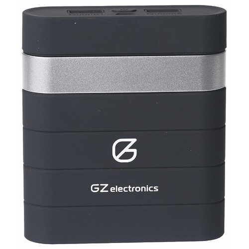 Аккумулятор GZ electronics чехол gz electronics aci7 для беспроводной зарядки iphone 6plus 6splus 7plus black
