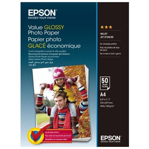 Фото - Бумага A4 50 шт. Epson Value david winterhalter value at risk