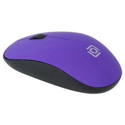 Мышь OKLICK 515MW Black-Purple USB