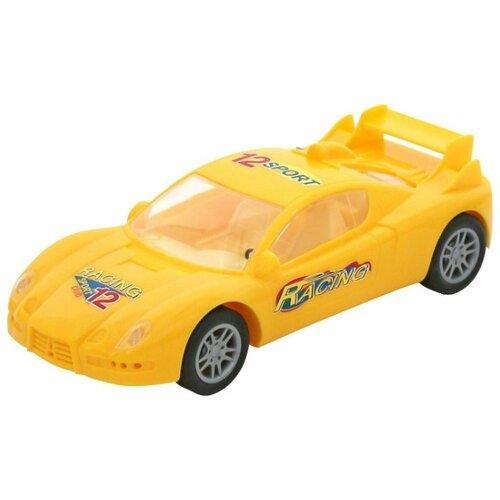 Фото - Гоночная машина Полесье Racing полесье набор игрушек для песочницы 468 цвет в ассортименте
