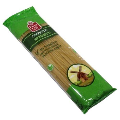 Fine Life Макароны Спагетти 450 г granmulino premium спагетти 400 г