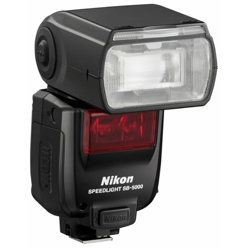 Вспышка Nikon Speedlight SB-5000 flash speedlight diffuser for nikon sb 900 white