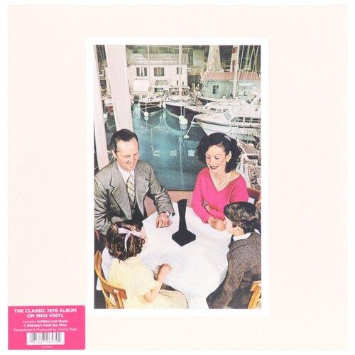 Led Zeppelin. Presence LP cd led zeppelin presence