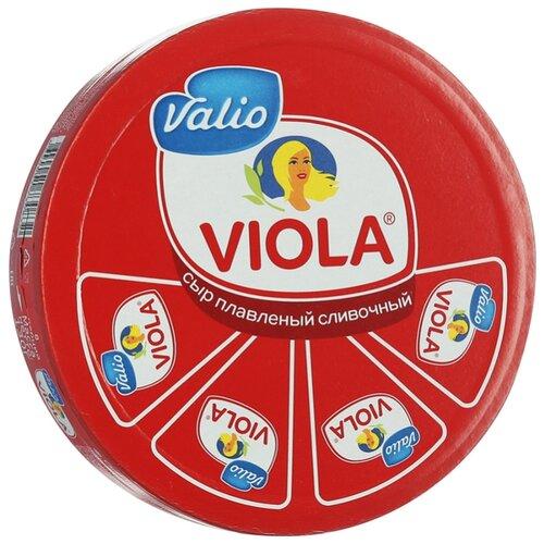 Сыр Viola плавленый сливочный 50%