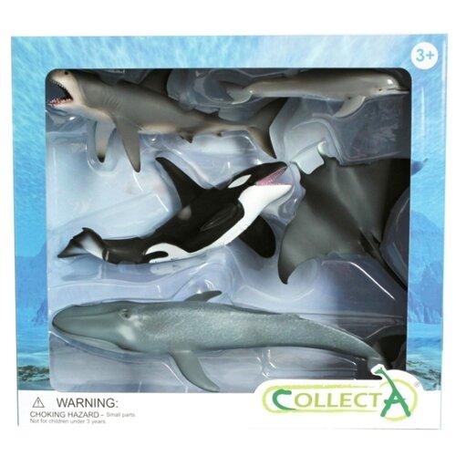 Фигурки Collecta Морские игровые фигурки gulliver collecta жеребенок гигантская канна m