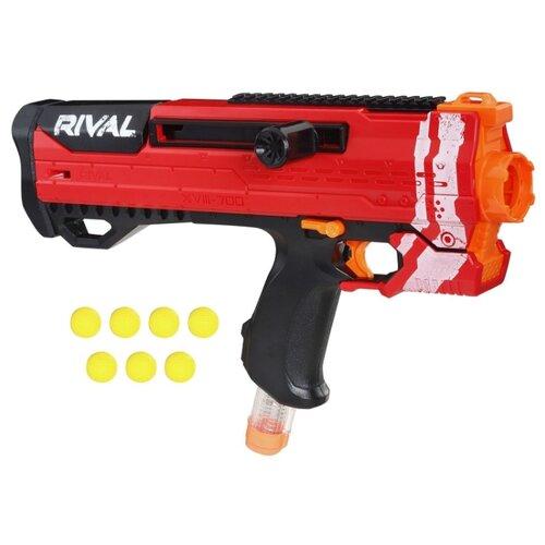 Фото - Бластер Nerf Райвл Гелиос игрушечное оружие nerf rival бластер с шариками гелиос e3108121