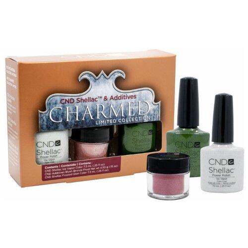 Набор для маникюра CND Charmed charmed