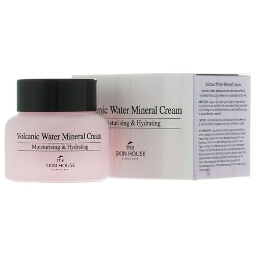 The Skin House Volcanic Water