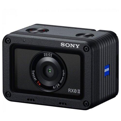 Фото - Фотоаппарат Sony RX0 II штатив sony vct sgr1 для rx100 rx0 черный