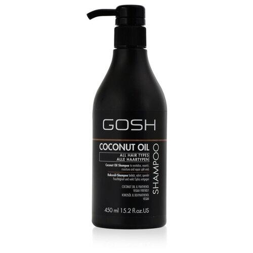 Фото - GOSH шампунь Coconut Oil с gosh coconut oil conditioner