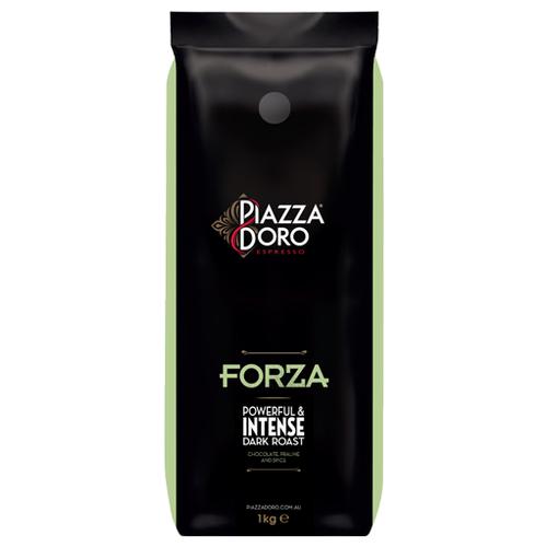 Кофе в зернах Piazza d'Oro Forza кеды piazza italia piazza italia pi022awaxwe1