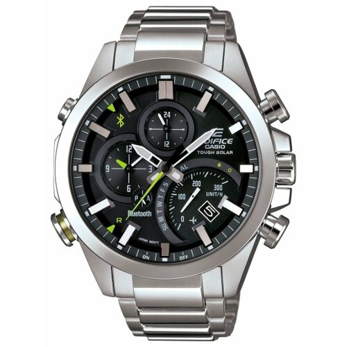 Часы CASIO EDIFICE EQB-500D-1A casio eqb 700l 1a