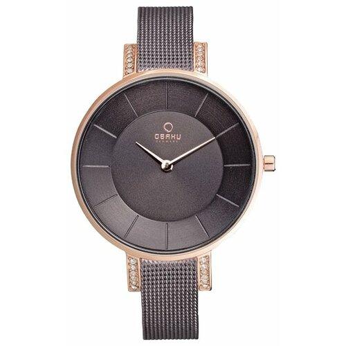 Наручные часы OBAKU V158LEVNMN obaku часы obaku v158levnmn коллекция mesh