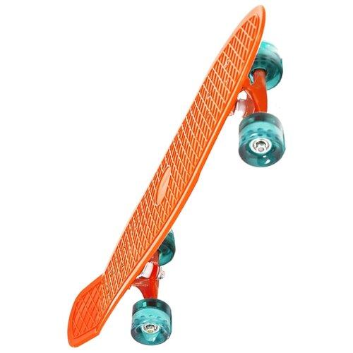 Лонгборд Moove&Fun PP2708-1 скейт пластиковый moove fun 22х6 1 pp2206 1 green