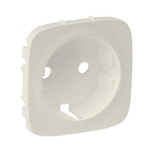 Фото - Лицевая панель Legrand Valena лицевая панель legrand valena allure для выключателя одноклавишного с подсветкой индикацией антрацит 755088