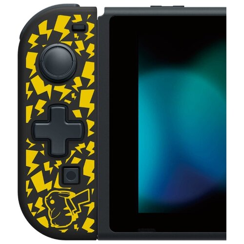Геймпад HORI D-PAD Controller геймпад hori battle pad pikachu hr49 для консоли nintendo switch nsw 109u