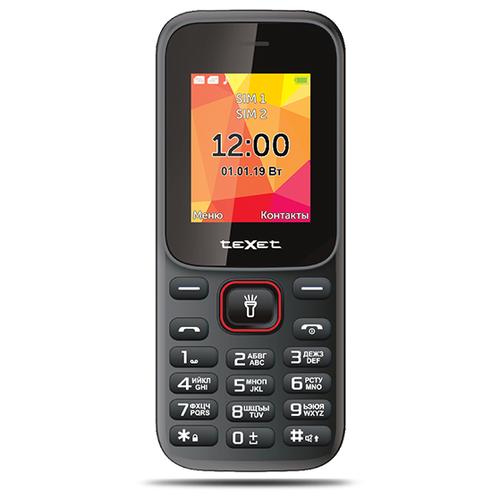 Телефон teXet TM-124 телефон