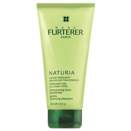 Rene Furterer шампунь Naturia carthame для сухих волос крем защитный 75 мл rene furterer carthame