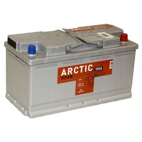 Аккумулятор TITAN ARCTIC аккумулятор