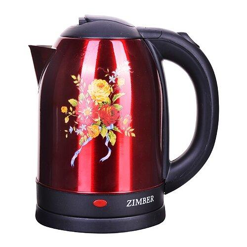 Чайник Zimber ZM-11249 чайник электрический zimber zm 11216