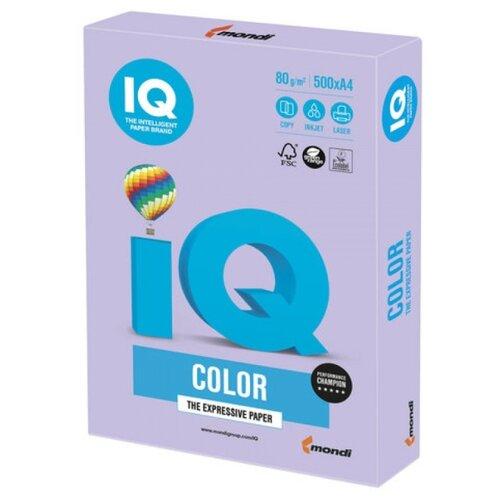 Фото - Бумага A4 500 шт. IQ color LA12 гель лак для ногтей iq beauty iq beauty iq001lwcqky9