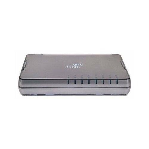 Коммутатор HP V1405-8G Switch коммутатор hp 1405 8g v3 неуправляемый 8 портов 10 100 1000mbps jh408a