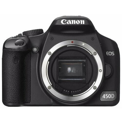 Фото - Фотоаппарат Canon EOS 450D Body фотоаппарат