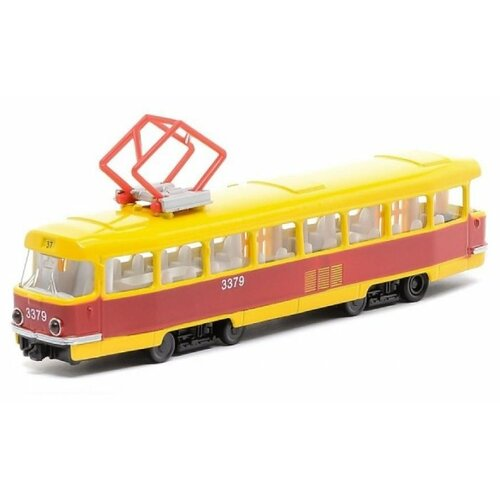 Трамвай ТЕХНОПАРК CT12-463-2