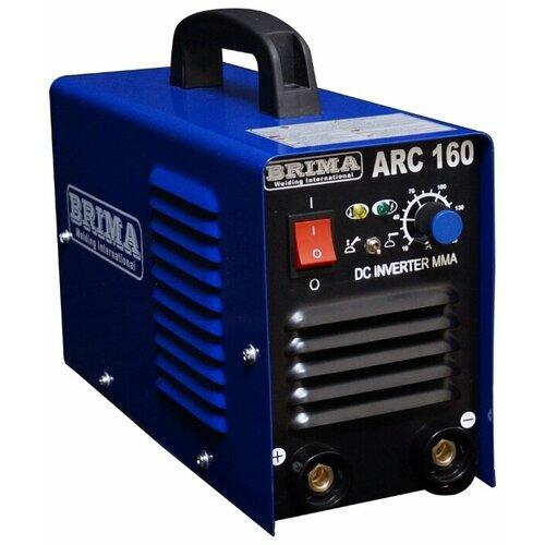 Сварочный аппарат BRIMA ARC-160 сварочный аппарат brima arc 165