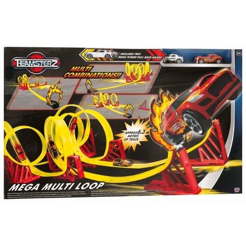 Трек HTI Teamsterz Mega Multi трек hti teamsterz rapid fire 5