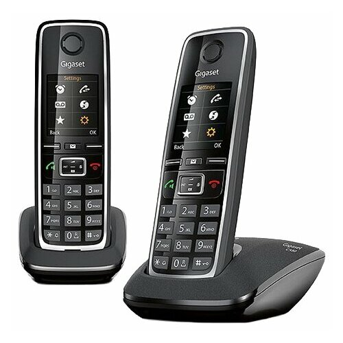 Радиотелефон Gigaset C530 Duo радиотелефон