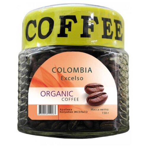 Кофе в зернах Блюз Колумбия блюз ароматизированный пломбир кофе в зернах 200 г