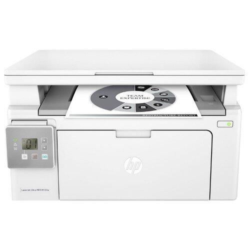 МФУ HP LaserJet Ultra M134a мфу hp laserjet ultra mfp m134a g3q66a