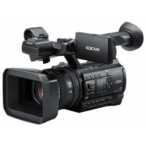 Фото - Видеокамера Sony PXW-Z150 видеокамера sony hdr cx405b black 30x zoom 9 2mp cmos 2 7 os avchd mp4 [hdrcx405b cel]