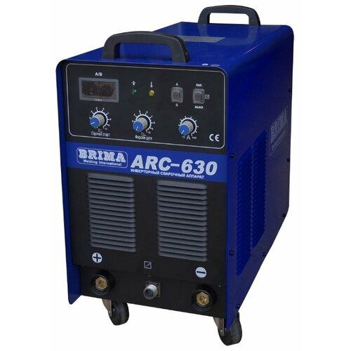 Сварочный аппарат BRIMA ARC-630 сварочный аппарат brima arc 165