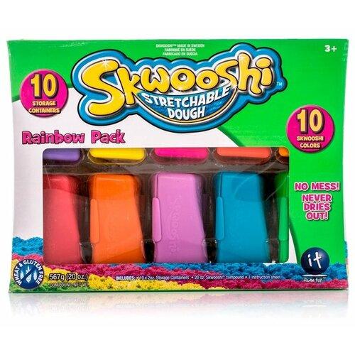 Масса для лепки Skwooshi 57 набор для творчества skwooshi игровой масса для лепки и аксессуары